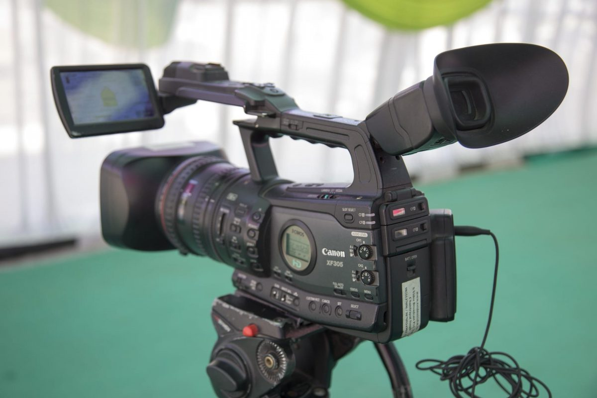 Company video production
